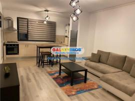 Apartament 2 camere mobilat etaj 1 Baneasa Greenfield