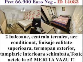 ~Apartament 3 camere, FOART SPATIOS, Buzaului~ ID 14083