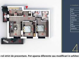 Apartament 3 camere - Titan - Th. Pallady - Metrou Nicola...