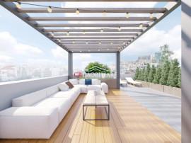 Apartament 2 camere Marriott cu terasa de 68 mp.