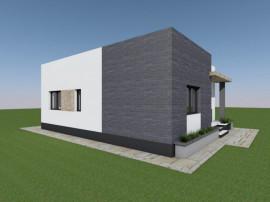 Pret de proiect pentru o casa in Varteju-Magurele!Zona linis