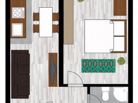 Apartament 2 camere sector 3, langa Metrou 1 Decembrie