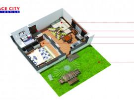 Studio 2 camere, curte, loc parcare, dezvoltator, comision 0
