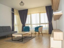 Apartament 3 camere-vedere spre parc si piscina Berceni
