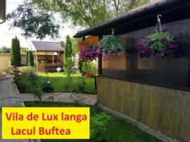 Vila de Lux langa Lacul Buftea