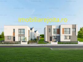 Vila in complex privat securizat, 5 cam, terasa, canalizare