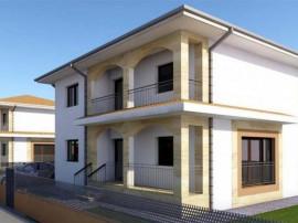 Casa familiala cu 4 camere si 405 m teren in Dezmir.