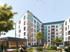 Apartament 3 camere Marasti, direct de la dezvoltator !