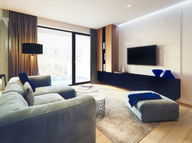 Apartament 2 Camere Tip 2 Cloud 9 Residence