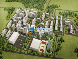 Apartamente cu 1,2 3,4 camere de in Complexul Maurer Rezide