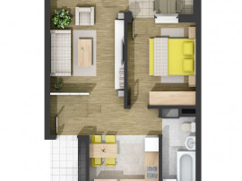 Apartament 2 camere sector 4 Parc si Piscina  Metalurgiei