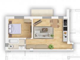 Apartament 2 camere la cheie zona Titan salajan