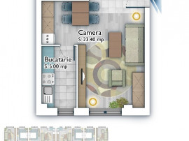 Garsoniera, sec 3 Bucuresti, Prima Casa, Parcare si Tva Inc