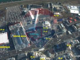 Teren pentru dezvoltare rezidentiala langa Arena Mall