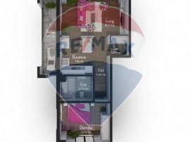 Calea Turzii | Apartament 2 camere 53mpu