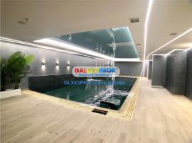 Apartament 3 camere mobilat de lux piscina interioara zona B