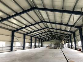 Spațiu industrial, Chichis, deschidere 31 m la DN11.