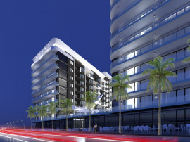 Apartament Vedere la Mare Building Stefan Resort 106