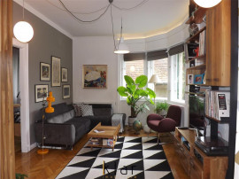 De apartament 3 camere ultrafinisat strada Horea