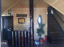 Restaurant / Pensiune/Terasa 1 CASA , langa Lac- Rotbav Bra