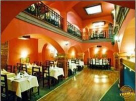 Restaurant intr- un petec de istorie vie din Brasov