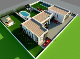 Casa Individuala, Garaj - Proiect Deosebit