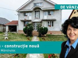 Vilă construcție nouă în Măndruloc