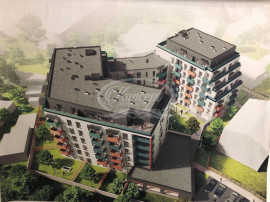 Apartament cu 2 camere in bloc nou,zona Kaufland Marasti