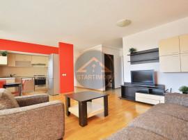 Apartament mobilat 3 camere Privilegio cu parcare subterana