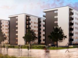 Apartament 2 camere decomandate Optima Residence Pallady