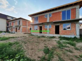 Casa cub, 3 camere + curte 90 mp, an 2020, Bragadiru