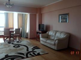 Apartament doua camere, mobilat, pe Faleza, bloc nou, 74 mp,