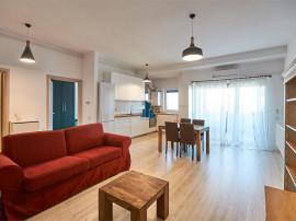 Apartament 2 camere, S-55 mp 17 mp. terasa, bloc nou Buna Zi