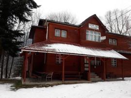 Revelion 2021 la munte, la Baile Tusnad la pensiunea Szurdok