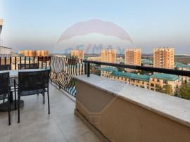 Apartament 3 camere cu terasa spatioasa in complex Cosmop...