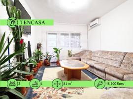 Apartament 2 camere,decomandat,etaj 1,termoteca-Aradul Nou