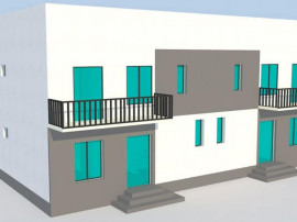 Dezvoltator mamaia sat strada m17,doua case tip duplex+curte