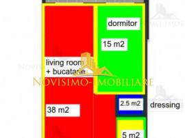 NOVISIMO-IMOBILIARE: APARTAMENT CU 2 CAMERE IN BLOC NOU , ZO