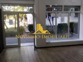 NOVISIMO-IMOBILIARE: SPATIU COMERCIAL DE INCHIRIAT IN ZONA R