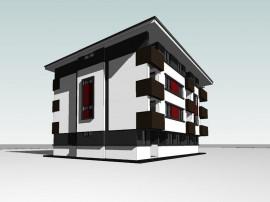 Bianca House vinde apartament decomandat 2 cam și garson...