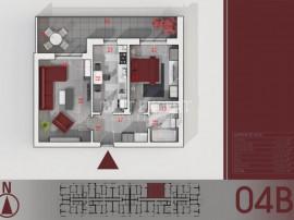 2 camere Decomandate Direct Dezvoltator AVANS Minim de la 5%