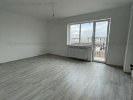 Apartament decomandat, 3 camere, 2 bai, bloc nou-Tractorul