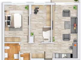 Apartament 3 camere, nou, Prima Premium Decebal