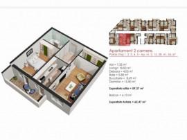 Apartament 2 camere - Metrou Berceni - Comision 0