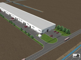 Hala Industrial Constructie noua