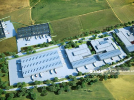 NGB Distribution Center, Bragadiru, 1.000 - 12.000 mp