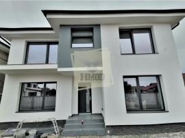Casa individuala cu 4 camere 3 bai zona Triajului Selimbar