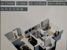 Apartament 2 camere decomandat Militari Residence COMISION 0