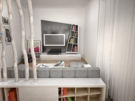 Studio Deluxe Mamaia Nord