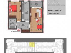 Apartament 2 camere - metrou Mihai Bravu